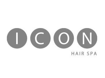 ICON hair logo